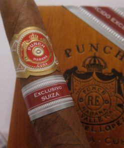 Punch Robusto Suisse Edition