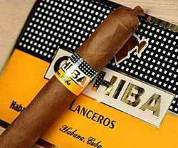 Cohiba Lanceros 50