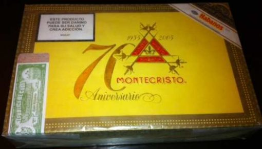 Montecristo No. 2 Limited Edition 70th Aniversario