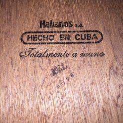 Bolivar Belicosos Finos Cabinet Box