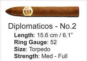 Diplomaticos No.2