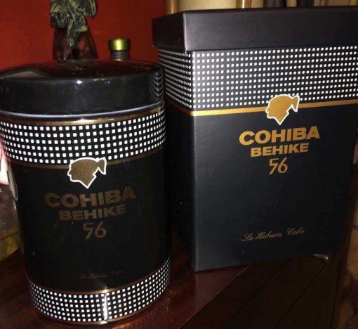 Cohiba Behike 56 Ceramic Jar
