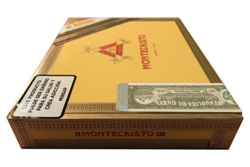 Montecristo 520 Anniversario