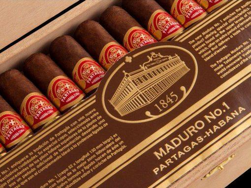 PARTAGAS MADURO NO.1 (LCDH) Cabinet