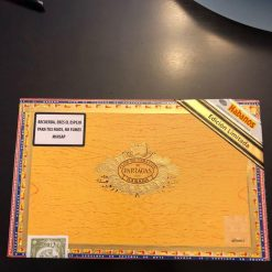 Box of Partagas Piramide Limited Edition 2000
