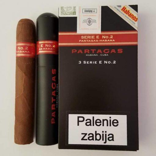 Partagas Series P. No. 2 (Tubos)(3)