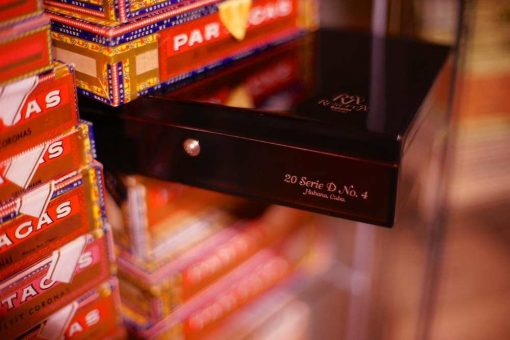 Partagas Series D No. 4 Reserve L. E. 2005