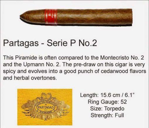 Partagas Serie P 2