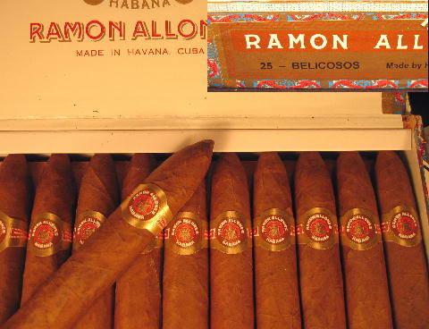 Ramon Allones Belicosos