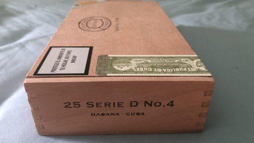 Partagas Serie D No. 4
