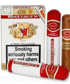 Romeo Y Julieta Short Churchill (Tubos)(3)