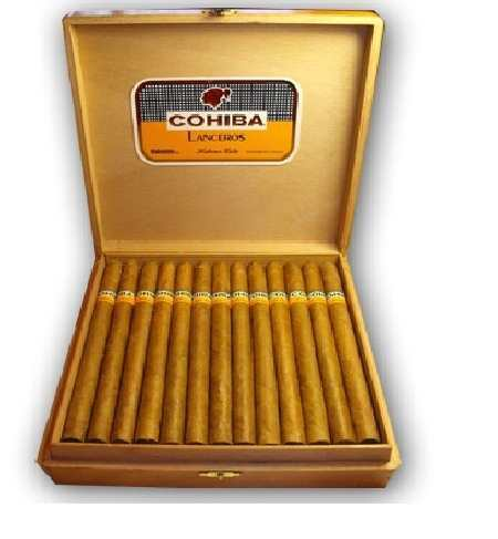 Cohiba Lanceros 25