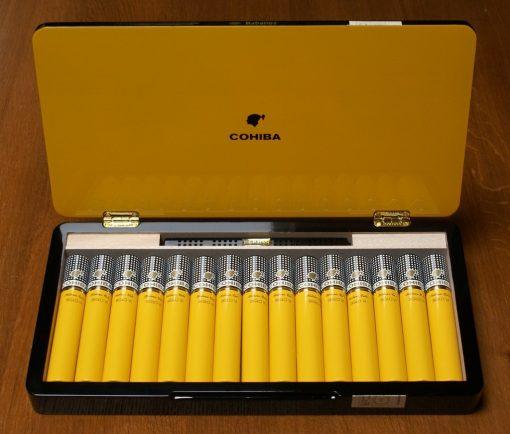 Cohiba Siglo Vl (Tubos) Box of 15 Luxury