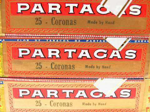 Partagas Coronas