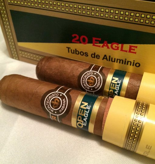 Montecristo Open Eagle Tubos (20)