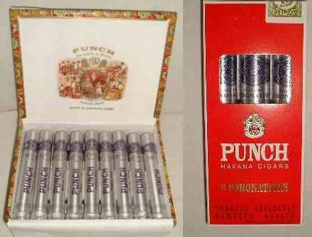 Punch Coronations (Tubos)