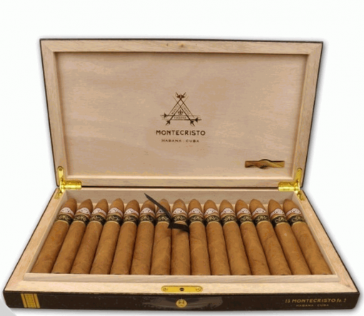 Montecristo No 2 Grand Reserva 2005